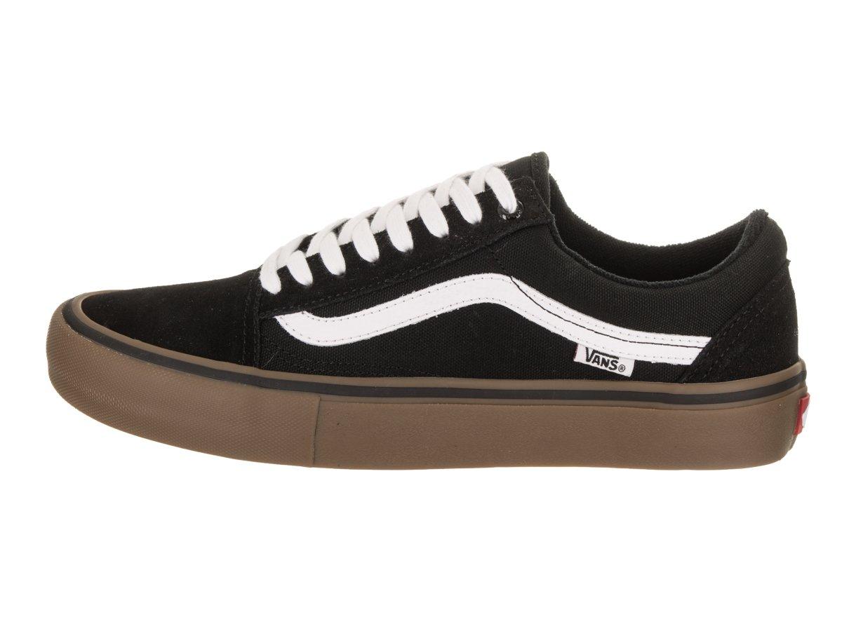 Vans Herren UA Old EU Skool Sneaker, Grau, 47 EU Old schwarz/Gum/Weiß c3f1f1