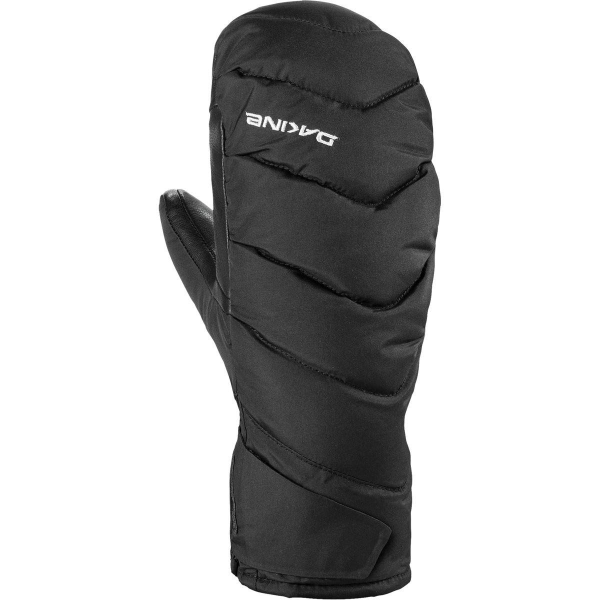 Dakine Women's Tundra Mitt Waterproof Gloves, Black, M by Dakine (Image #1)
