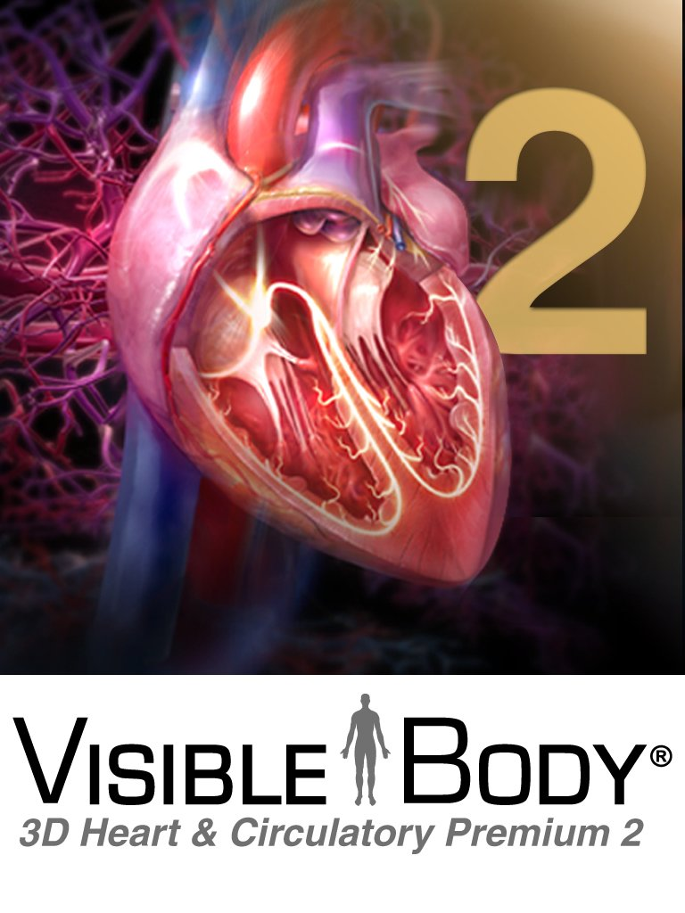 Amazon.com: 3D Heart and Circulatory Premium 2 [Download]: Software