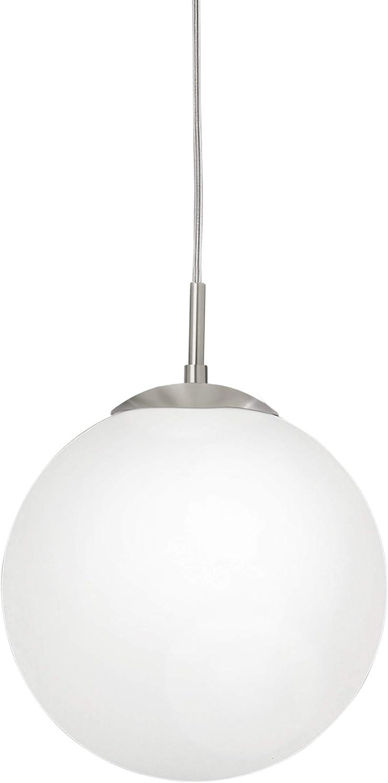 Eglo ISU1292121 Suspension Luminaire, Métal, E27, Multicolore, 25 X 27