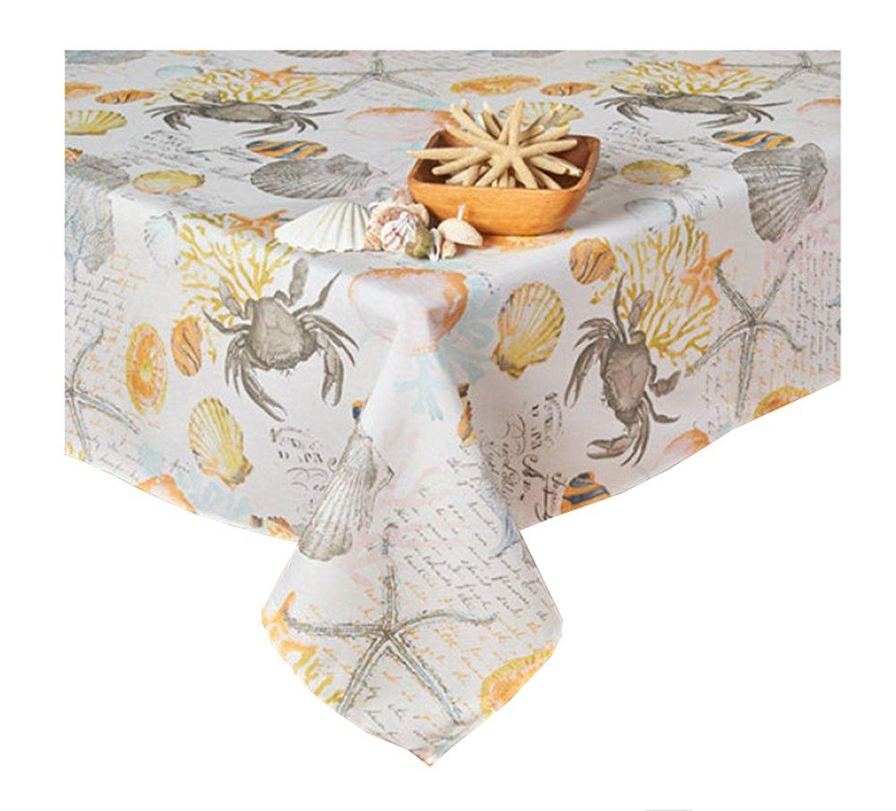 Etonnant Amazon.com : Umbrella Tablecloth West Bay Crab Seas Shell Print Zippered  Fabric (60 X 84 Rectangle/Umbrella) : Garden U0026 Outdoor