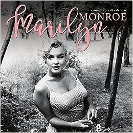 marilyn monroe naptár Marilyn Monroe 2018 Wall Calendar: Trends International  marilyn monroe naptár