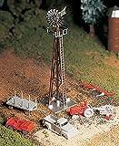 Bachmann Trains Windmill with Farm Machinery
