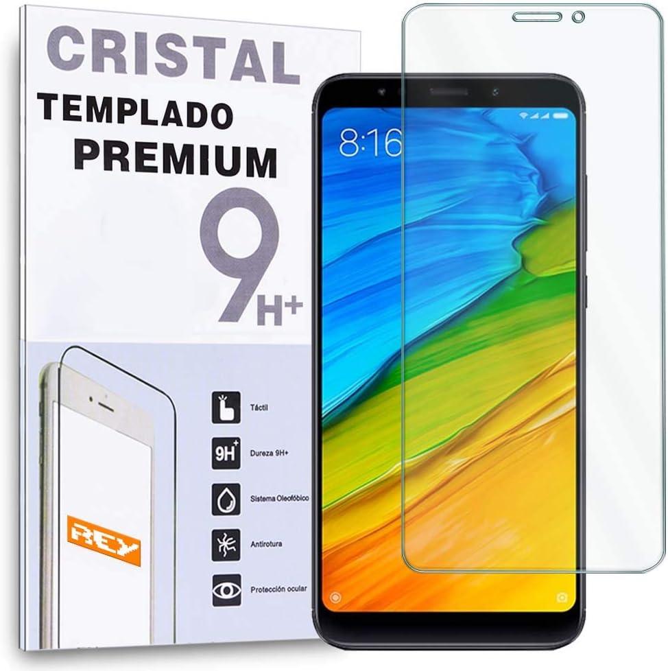 Protector de Pantalla para XIAOMI REDMI 5 Plus, Cristal Vidrio Templado Premium