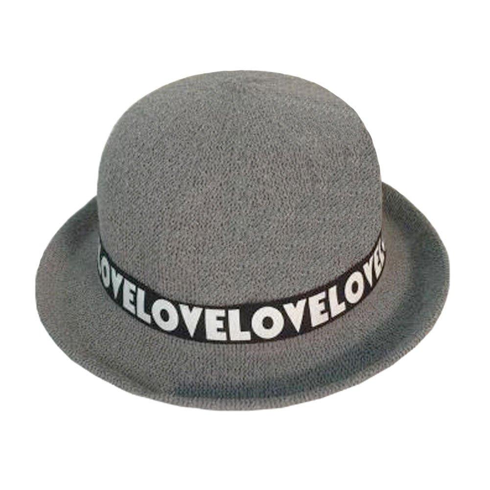 Sombrero elegante gorro de invierno sombrero bombín sombrero de ancho ala  sombrero para niña I  Amazon.es  Deportes y aire libre 0dda23242cf