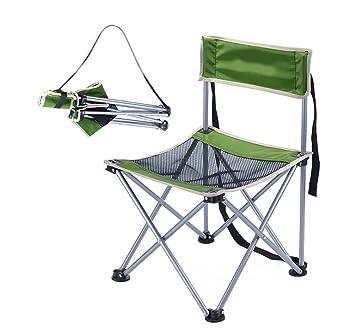Silla De Camping Al Aire Libre Niños Niños Plegables Pesca ...