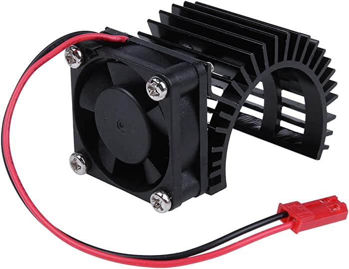 Top 9 540 Rc Motor Cooling Fan