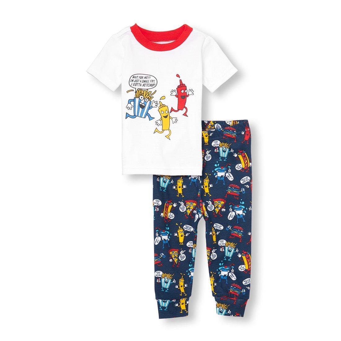 上品な The Children's Children's ホワイト4 Place SLEEPWEAR ベビーボーイズ 12-18MOS 12-18MOS ホワイト4 B07775B452, ハッピークラブ:7b81a6e7 --- agiven.com
