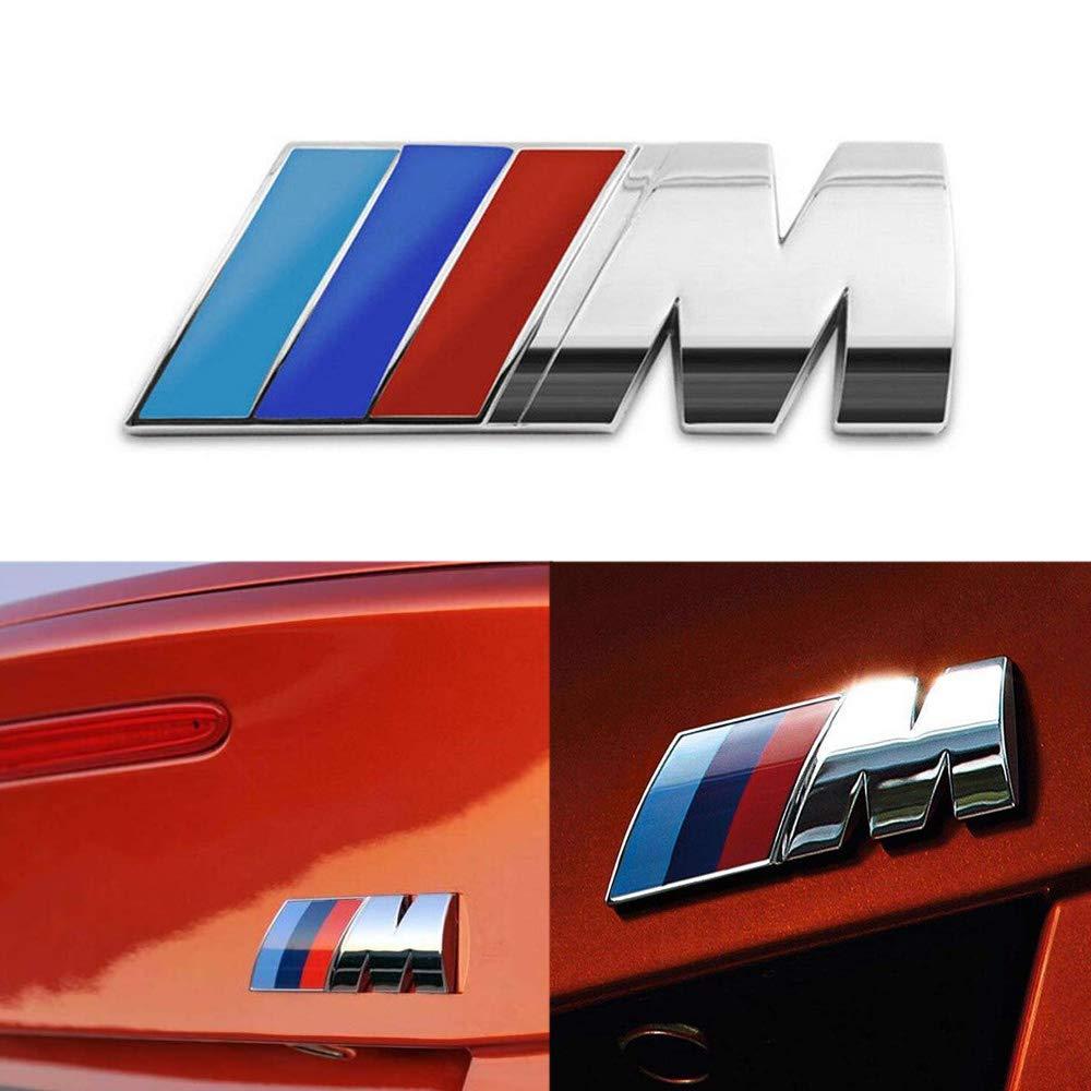 82mm Vemblem 1pc Round Emblem USA American Replacement For ALL Models BMW Car Front Hood E30 E36 E34 E60 E65 E38 X3 X5 X6 3 4 5 6 7 8 Series
