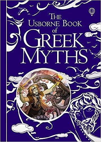 Image result for the usborne book of greek myths