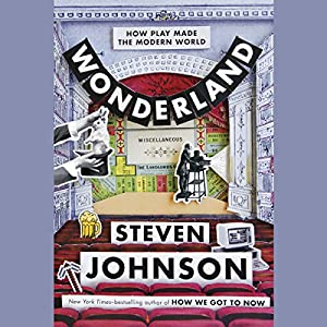 Wonderland Audiobook