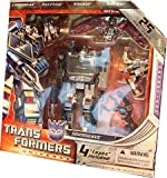 Transformers Soundwave with 4 Tapes Included Figure Set SDCC Exclusive