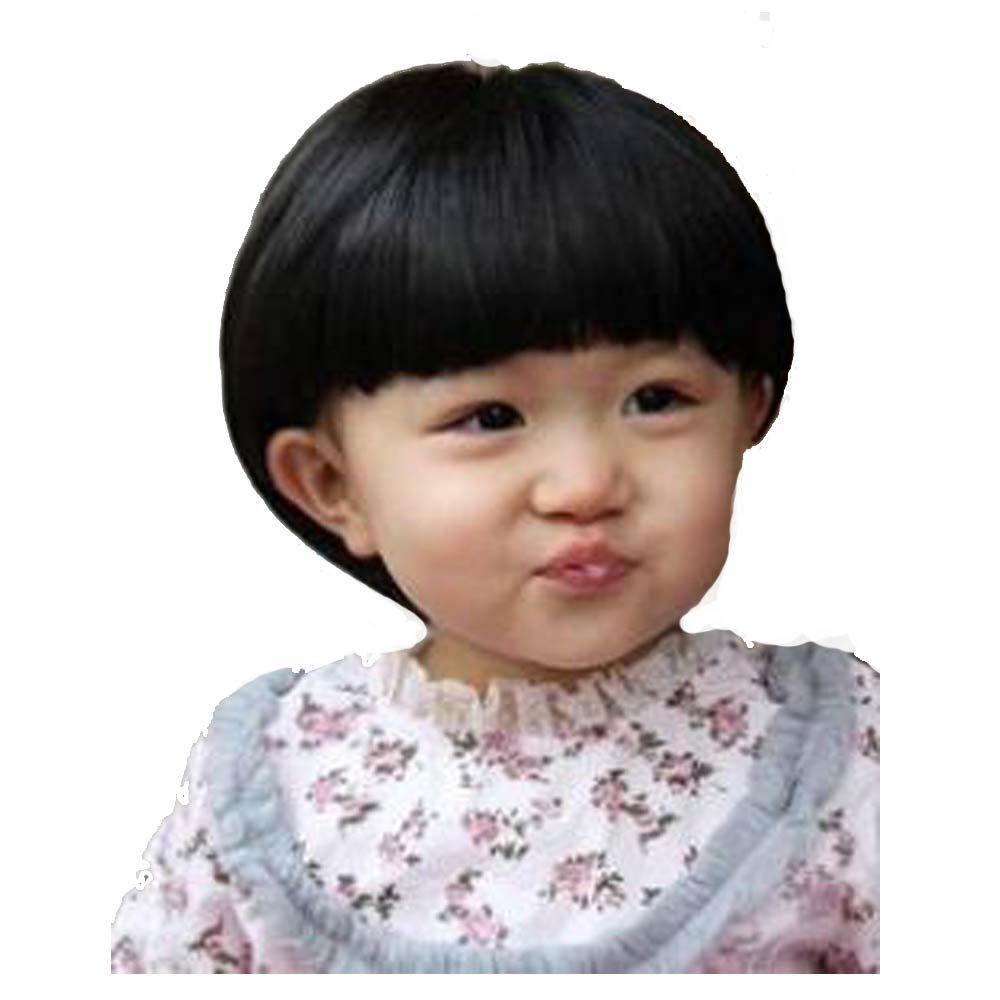 shangke kurz Baby Haar Perücke Lovely Bob Haar Perücken mit