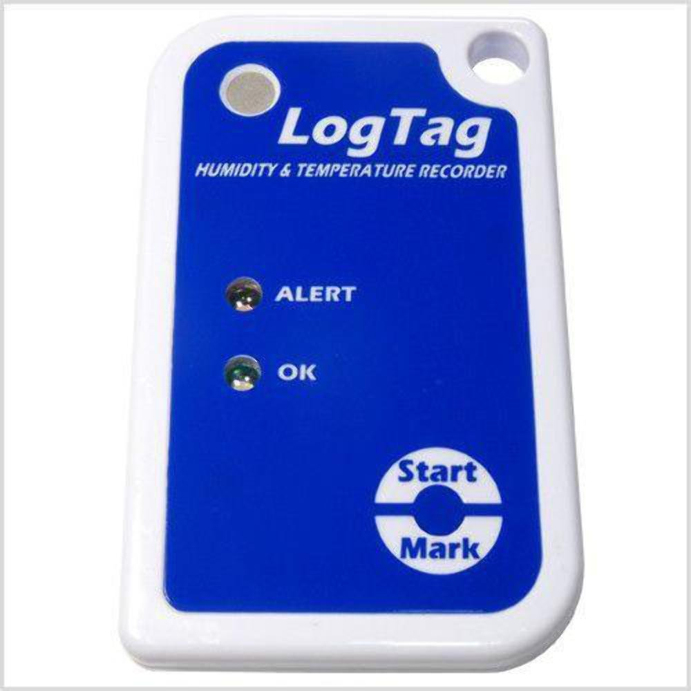 Image of Data Loggers 5 Pack of LogTag Temperature/Humidity Data Loggers
