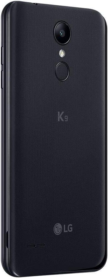 "LG K9 - Smartphone de 5"" (Qualcomm MSM8909 Quad Core 1.3 GHz, 16 GB de Memoria, 2 GB RAM, Micro SD hasta 32 GB, cámara Plus 8MP) Negro: Lg: Amazon.es: Electrónica"
