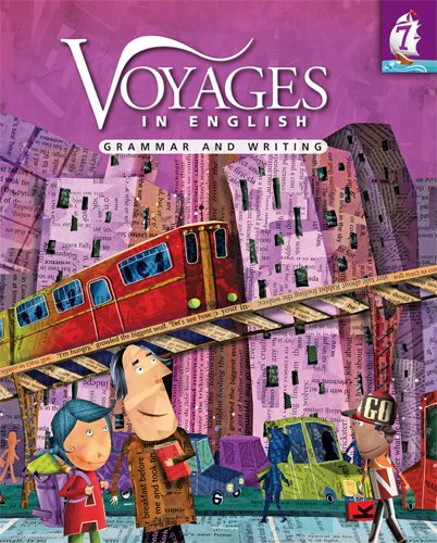 Voyages in English Grade 7 Student Edition: Grammar and Writing (Voyages in English 2011)