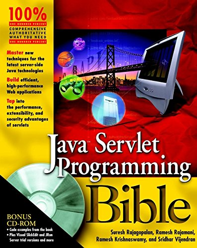 Java Servlet Programming Bible by Brand: Wiley