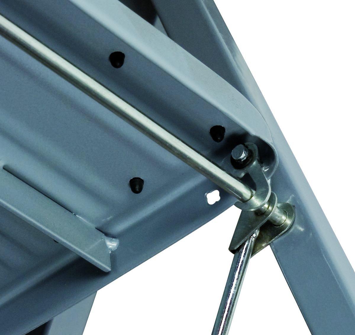 Stahl Leiter mit mehreren Positionen Coamer B-44