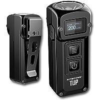 Nitecore TUP - Intelligent Pocket Light - 1000 Lumen - Small Torch - Rechargeable Keychain Flashlight - Built-in Battery…