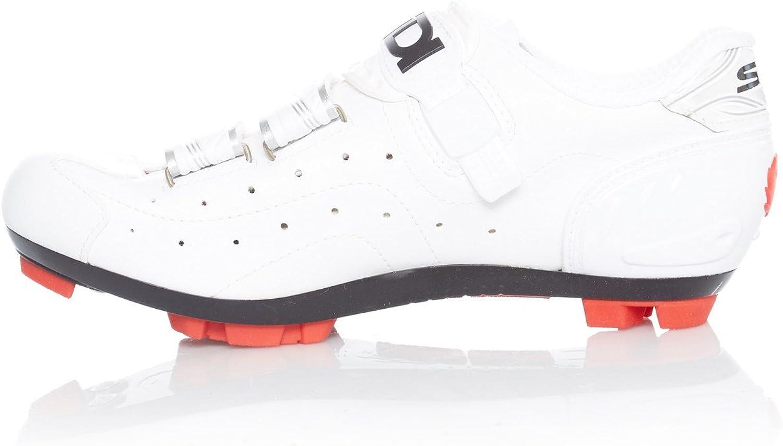 Zapatillas MTB Mujer Sidi Trace Blanco-Blanco (EU 40.5, Blanco): Amazon.es: Zapatos y complementos