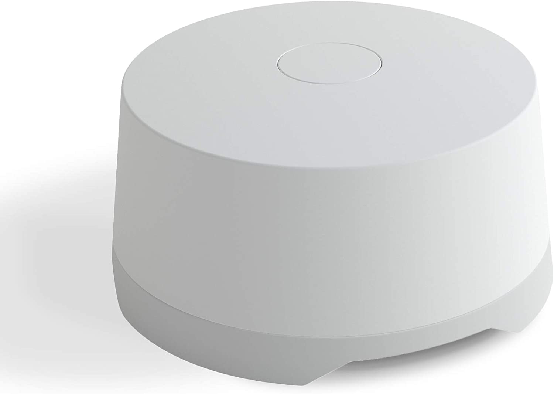 SimpliSafe Water Sensor Alarm-Flood Detection-Compatible Home Security System (New Gen)