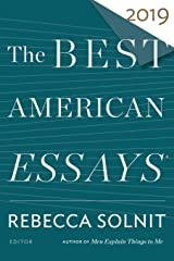 The Best American Essays 2019 (The Best American Series ®) Paperback