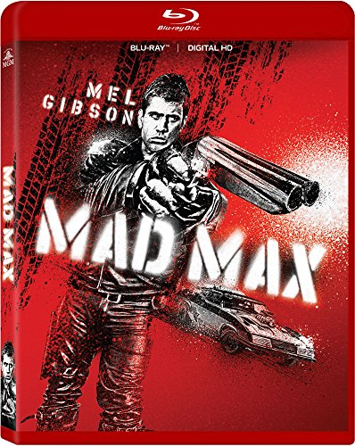 Mad Max 35th Anniversary Blu-ray