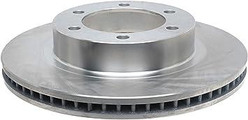 Raybestos 5800R Professional Grade Disc Brake Rotor /& Hub Assembly