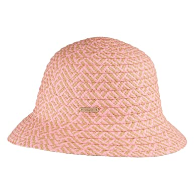 eb83836b Barts Hats Kids Havana Sun Hat - Pink Child Medium: Amazon.co.uk ...