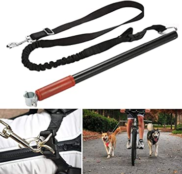 CHW Accesorios para mascotas Cuerda de tracción Deportes al aire ...