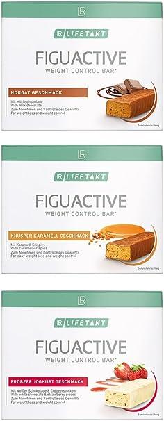 Lr Figuactiv Riegel 3er Mix Set Drogerie Körperpflege