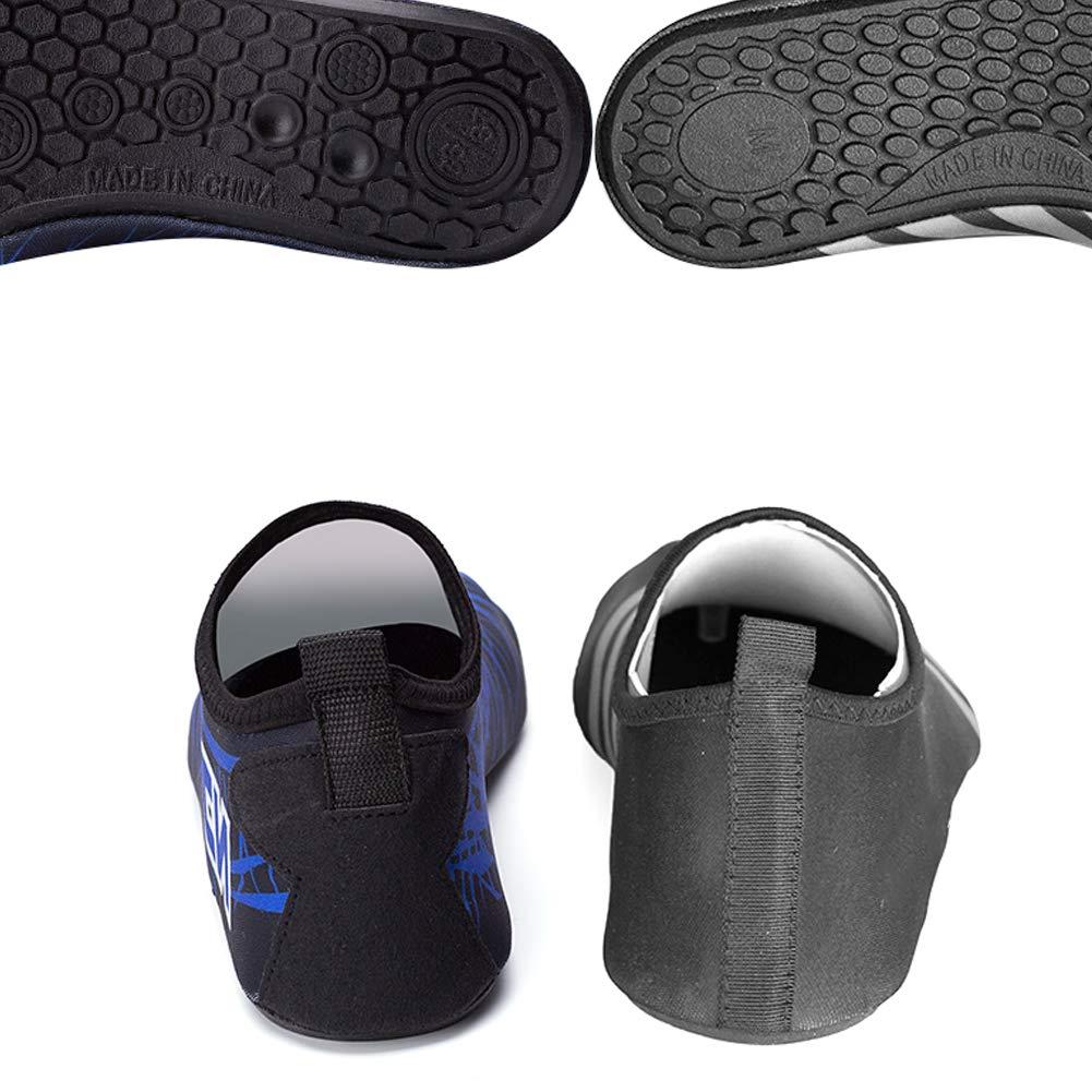 Valpeak Water Shoes Men Beach Aqua Socks Women Barefoot Shoes Kids Quickdry Outdoor Sports Swim Yoga