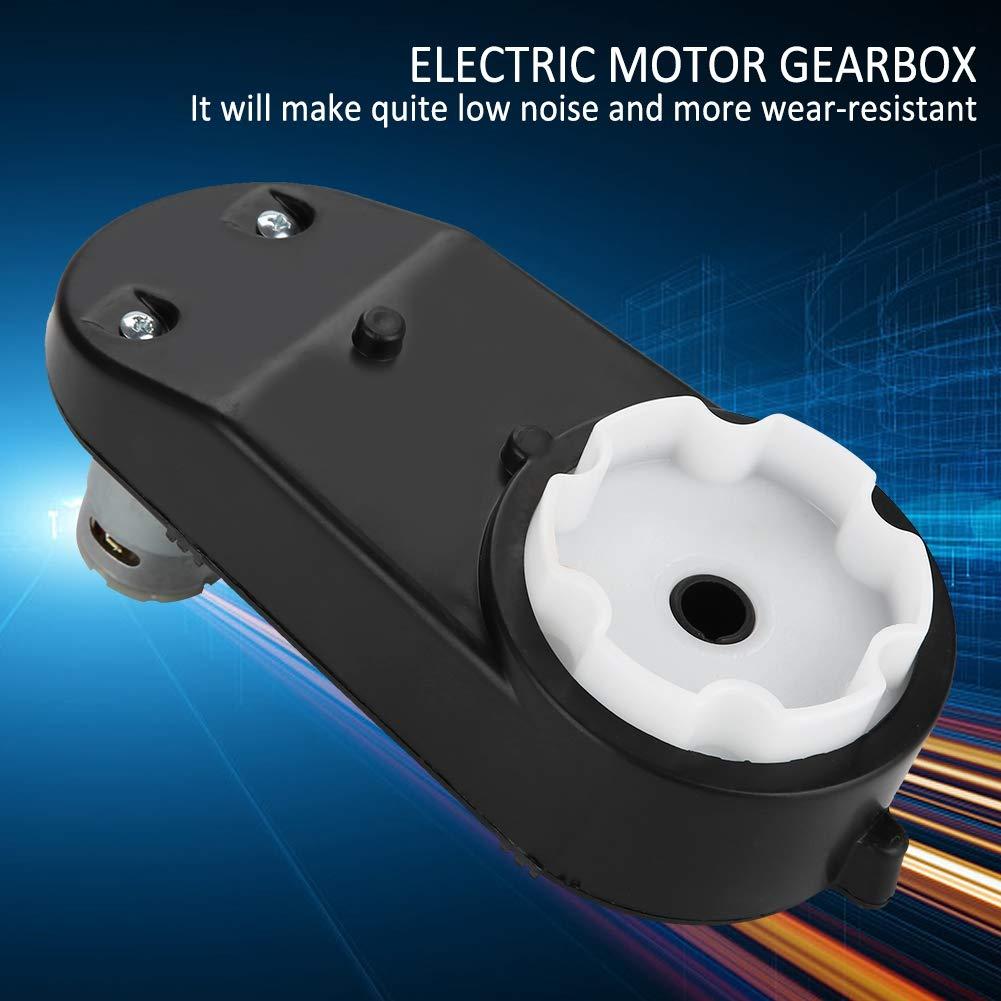 a basso rumore per accessori giocattolo per auto per bambini cambio motore CC ad alta velocit/à 6V//12V Cambio motore elettrico 12000-20000 RPM 12V 16000 giri//min