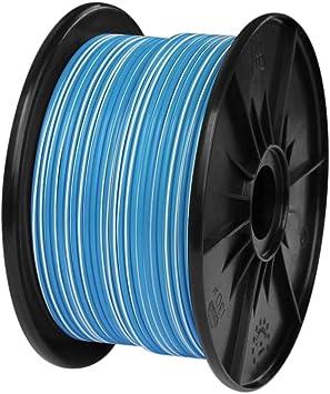 AK-Parts FLRY Fahrzeugleitung 50 Meter 0,50 mm/² Blau