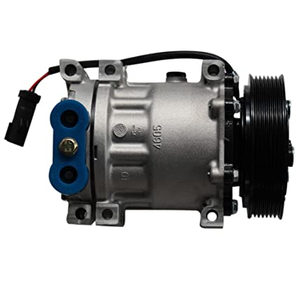 A/C Compressor & AC Clutch for Dodge Dakota Durango Ram 1500 2500 3500