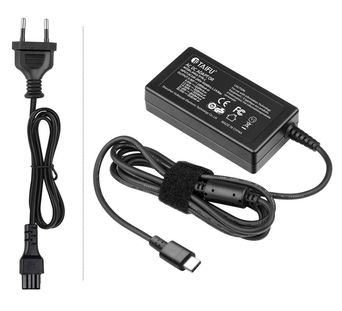 tfdirect 18 W Laptop Alimentación AC adaptador Tablet Power ...
