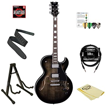 Dean Guitars COLT FM tab-kit-1 Colt llama Top semi-hollow-body ...