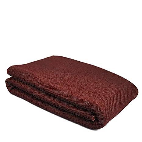 Aofocy Toallas Toallas de baño Toallas de Playa Paño de Microfibra Toallas de Microfibra para ducharse