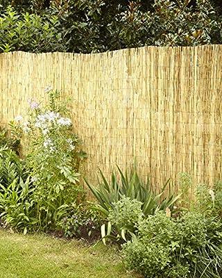 Lewis Hyman 4474896 Peeled and Polished Reed Fence