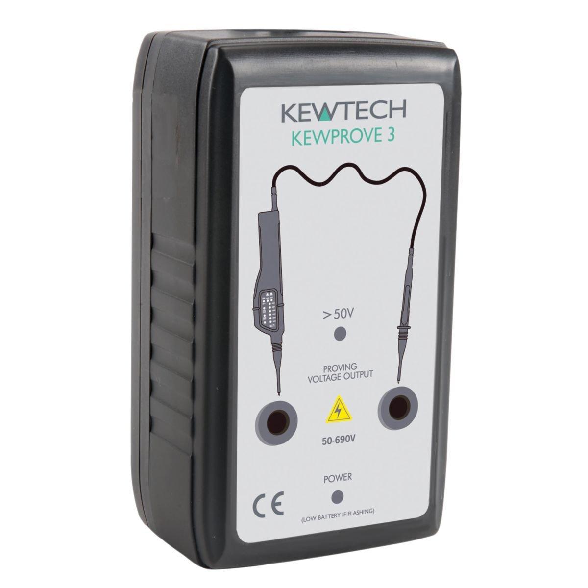 Proving Unit Kewtech Kewprove 3 AC//DC Voltage Detector