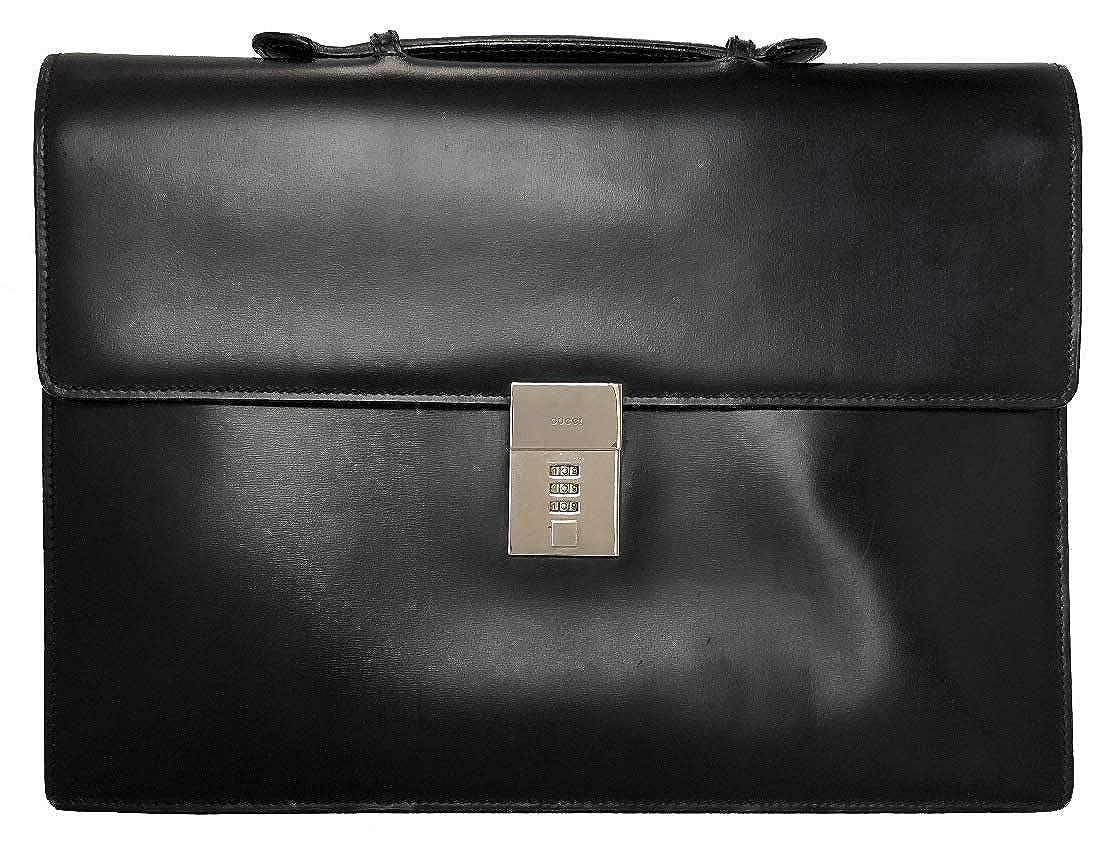 (グッチ)GUCCI ビジネスバッグ [中古] B07MR1WR58