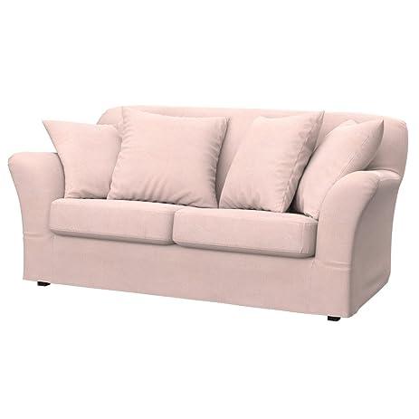 Soferia   IKEA TOMELILLA 2 Seat Sofa Cover, Glam Baby Pink
