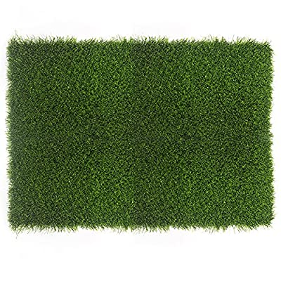 "Fasmov Artificial Grass Doormat Multi Purpose Arificial Grass Door Mat, 18"" x 23.5"""