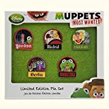 Disney Muppets Most Wanted Limited Edition Pin Set
