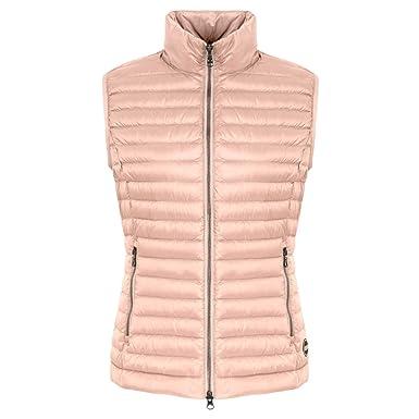 new product 4f412 465f8 COLMAR Damen Rosa Polyester Daunenweste: Amazon.de: Bekleidung