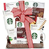 Wine Country Gift Baskets Starbucks Coffee and Tea Biscuits, 1 Count