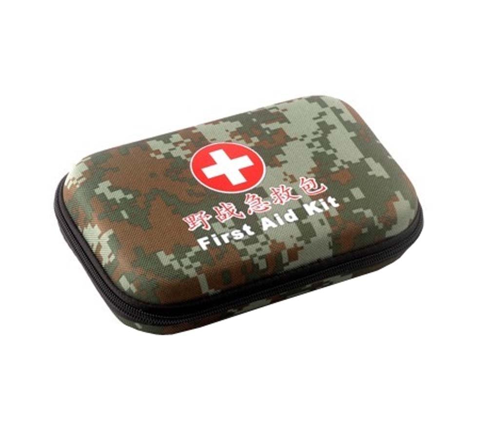 Travel Camping Sport Medical Emergency Storage Pouch,Camouflage