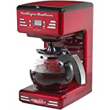 Nostalgia RCOF120 Retro Series 12-Cups Programmable Coffee Maker