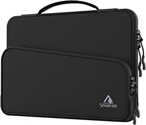 Smatree 15.6 Inch Laptop Sleeve Case, Protective Tablet Case Cover with Pocket Compatible with Asus Vivobook A420/ S14, Lenovo ideapad, Acer Aspire, 16 inch/ 15.4 inch MacBook Pro