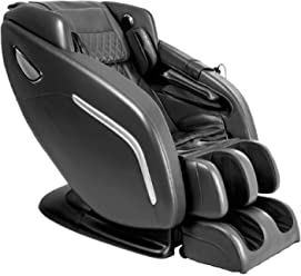 Titan Regal II 3D L-Track Massage Chair at an Affordable Price, Black